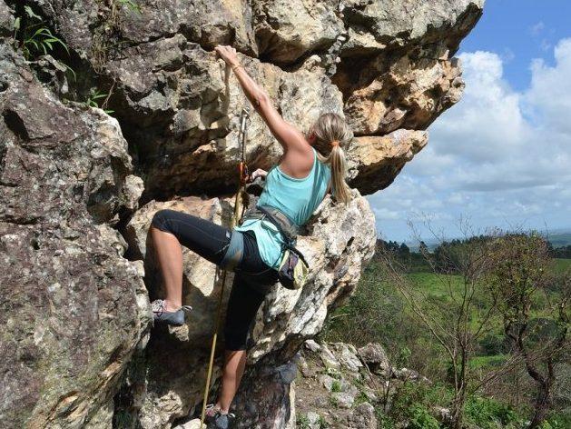Základy lezení na skalách