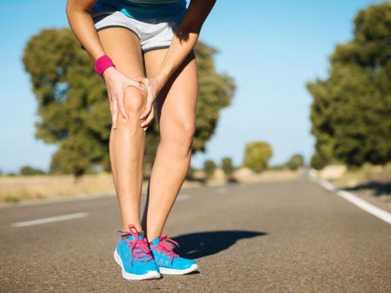 Motodlaha zefektivní rehabilitaci kolene po úrazu