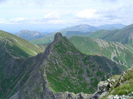 Západní Tatry – Ostrý Roháč a Plačlivé