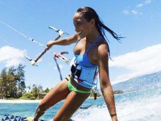 Top 10 destinací na kitesurfing