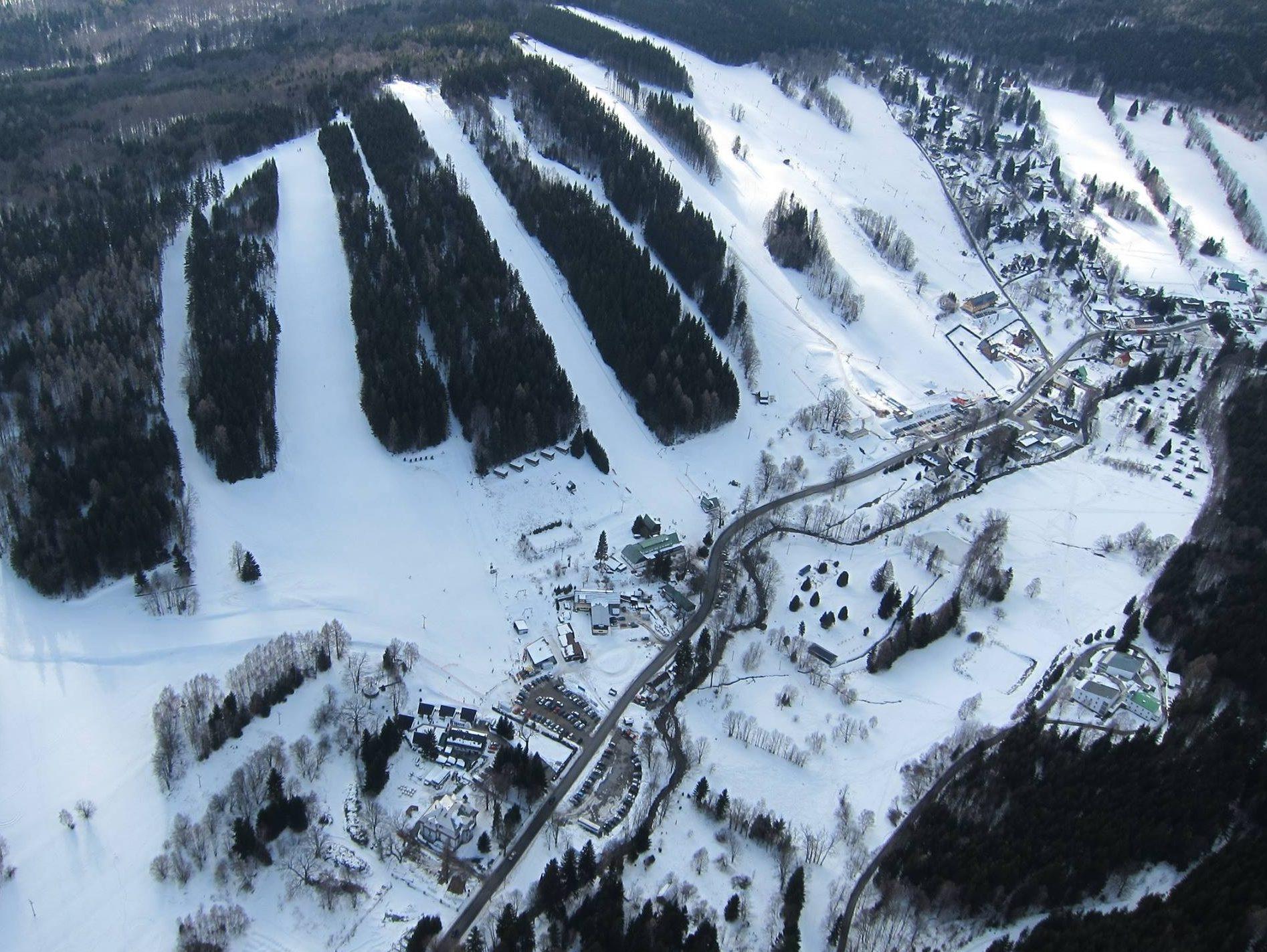 Webkamera – Online – Malá Morávka – Ski Arena Karlov
